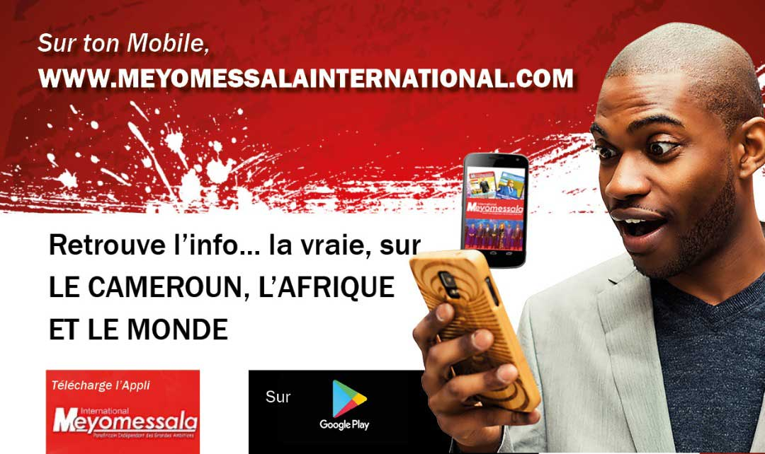 Application mobile Meyomessala International