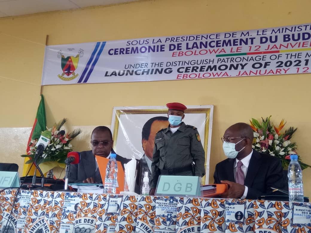 Budget 2021 de l'État: Lancement officiel à Ebolowa – Meyomessala  International